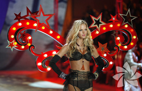<p>Victoria's Secret 2012 defilesi</p>