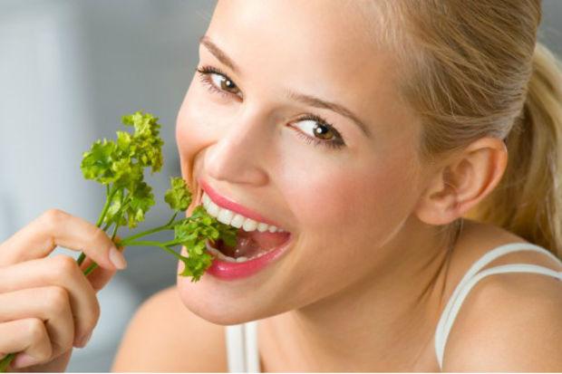 En sağlıklı 4 yeşil besin!