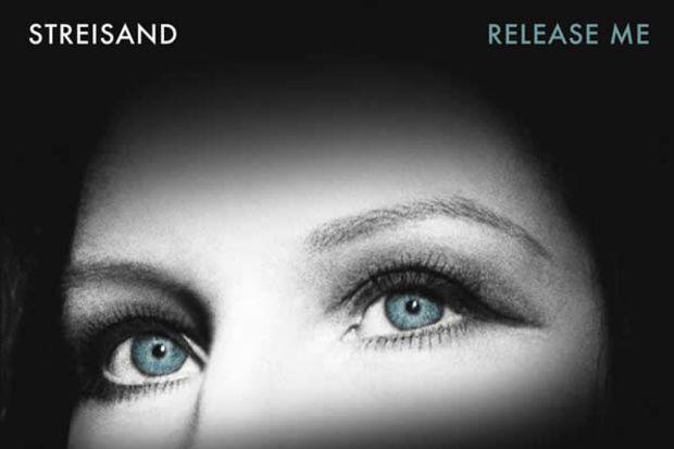Barbra Streisand'ın yeni albümü müzik marketlerde...