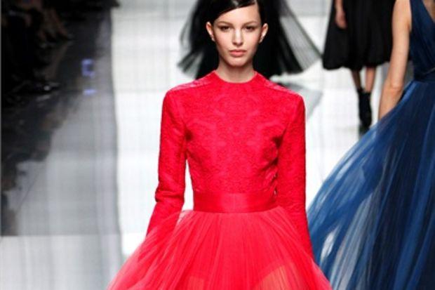 Christian Dior 2012 - 2013 Sonbahar / Kış koleksiyonu...