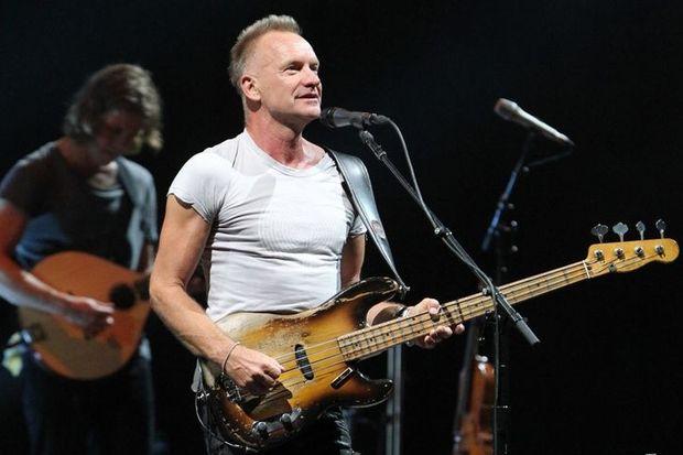 """Sting: """"İstanbul'a iki kez geldim hâlâ görmek istediğim çok yer var!"""""""