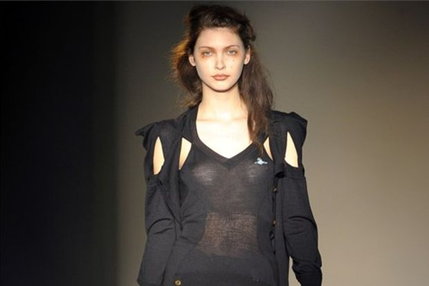 Vivienne Westwood 2012 Sonbahar / Kış koleksiyonu...