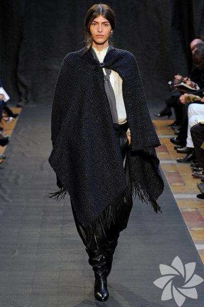 <p>Hermès 2012 kış defilesi</p>