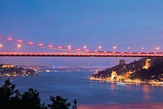 Paha biçilmez İstanbul turu...