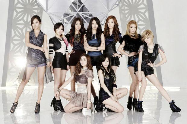 Koreli kızlar Lady Gaga'ya karşı!