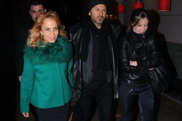 Sertab Erener, 48. yaş gününü bir partiyle kutladı.