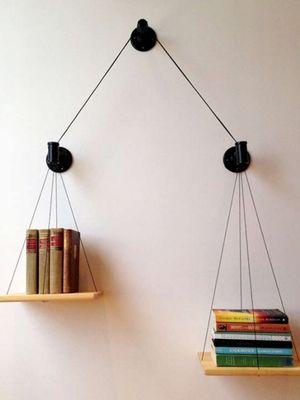 Yaratıcı kitaplık tasarımları