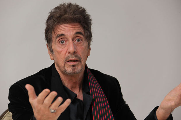 "Al Pacino: ""Hiç Viagra kullanmadım!"""