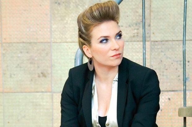 """Susanne Alt: """"Saksafon çalan kadın, çok cool!"""""""