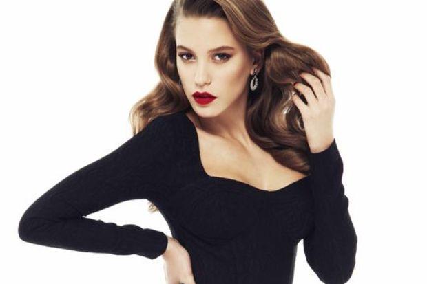 2013 model Serenay!