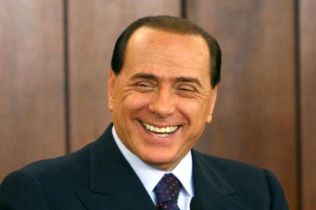 Silvio'ya 27'lik sevgili!