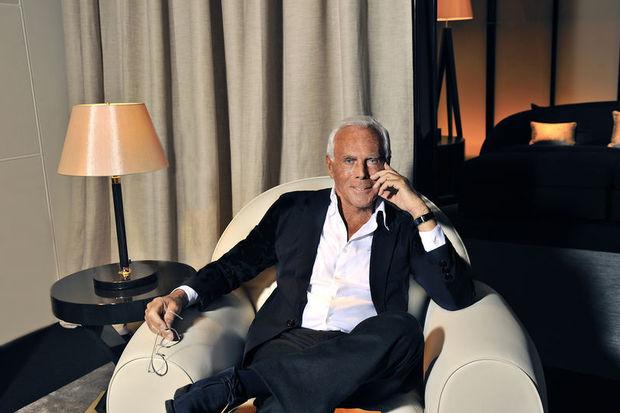 "Giorgio Armani: ""Yenilik yapmadım ihtiyacı karşıladım..."""