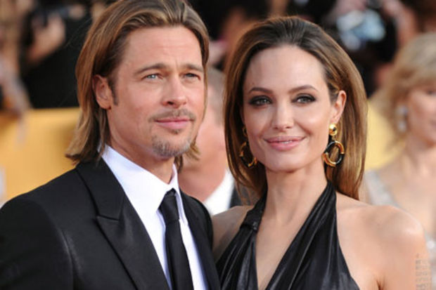 """Brad Pitt: """"Angelina ile kurduğum aile beni tatmin ediyor!"""""""
