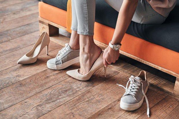 Ayakkabı seçerken en sık yapılan 6 hata!
