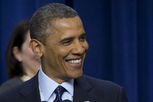 Twit rekoru Obama'da!