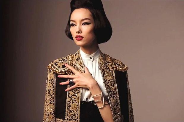 İtalyan Vogue'a ilk Asyalı kapak!