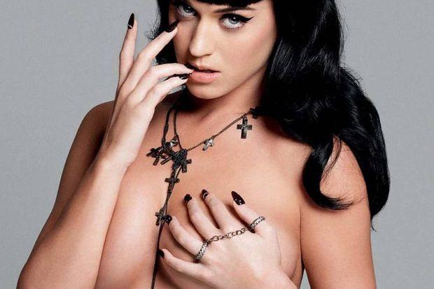 Yılın en ateşli kadını Katy Perry!