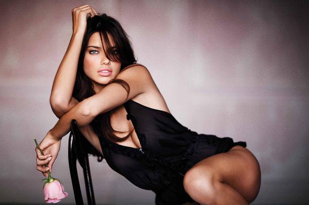 Adriana Lima: Türk yemeklerini çok seviyorum!