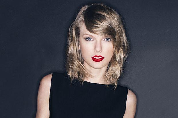 Taylor Swift 'antika' için terk edilmiş!
