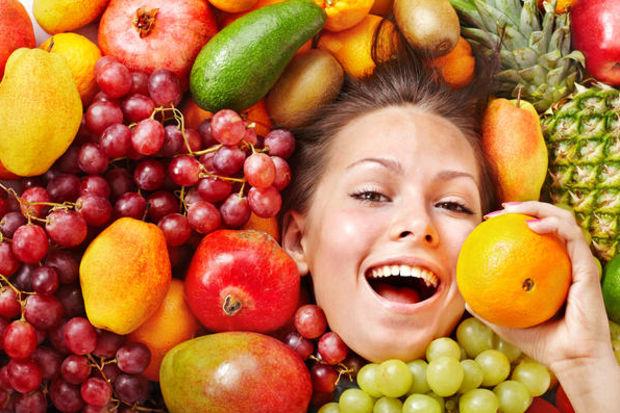 Aşırı meyve karaciğere zararlı!