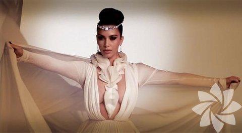 Kim Kardashian fotoğrafları...