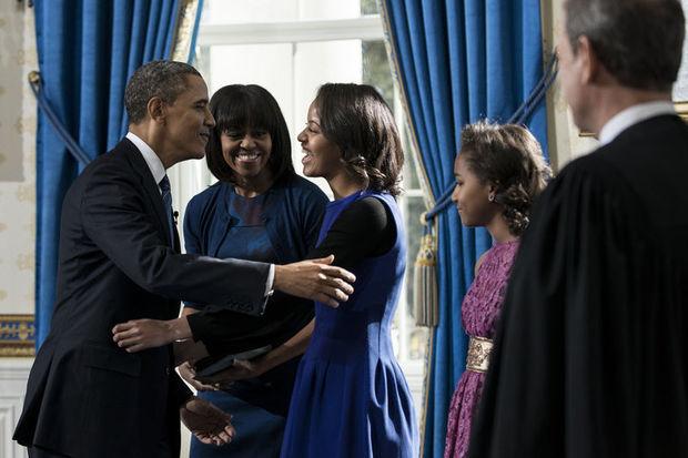 Obama: Bu sefer başardım!