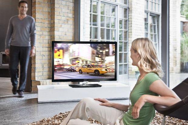 Televizyonda görüntü gerçeğini aratmayacak!