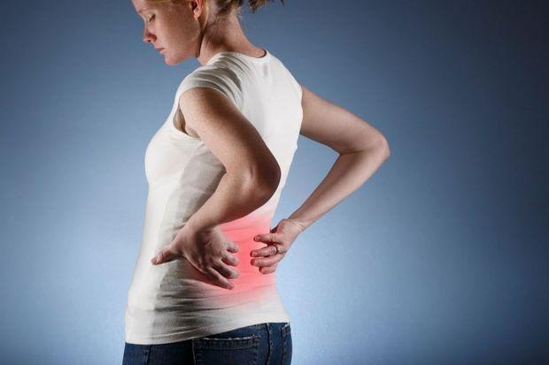 Bel ve kasık ağrısı böbrek hastalığı işareti olabilir!