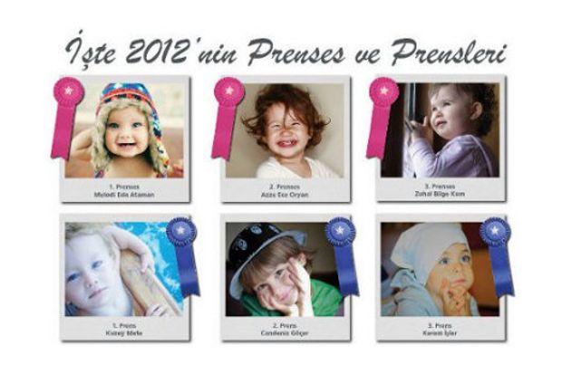 İşte HT Hayat 2012 yılı Prensleri ve Prensesleri