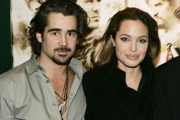 Colin istemeyince Brad Pitt'i ayarttı!