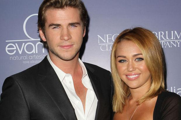 """Miley Cyrus: """"Nişanlım her şeyden önde gelir!"""""""
