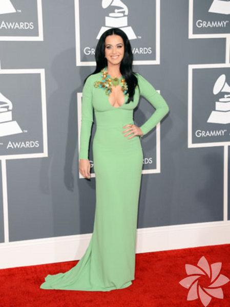 2013 Grammy Müzik Ödülleri kırmızı halı...