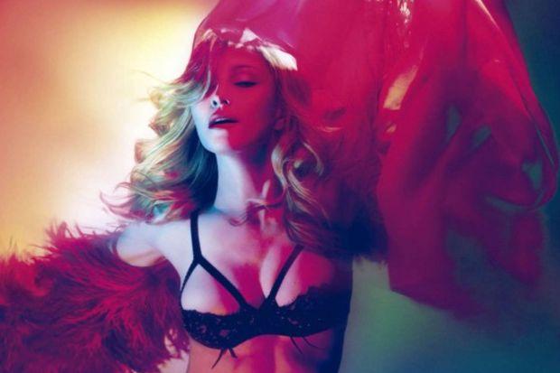 Madonna artık Instagram'da!
