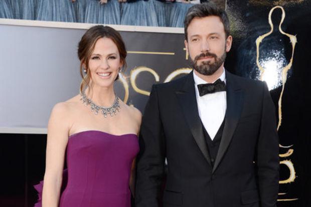 2013 Oscar Ödül Töreni çiftleri...