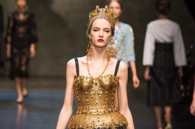Dolce & Gabbana Sonbahar Kış Koleksiyonu