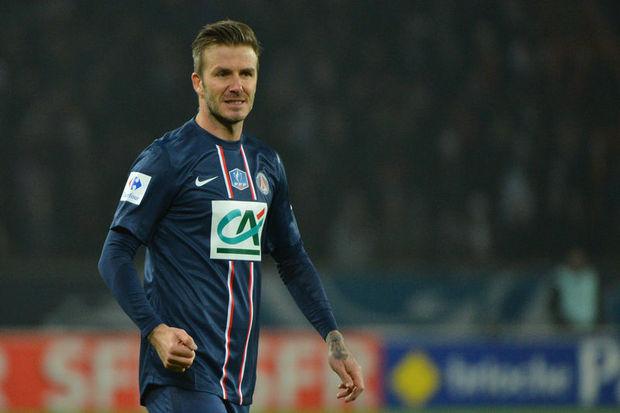 Beckham fahişe davasını kaybetti!