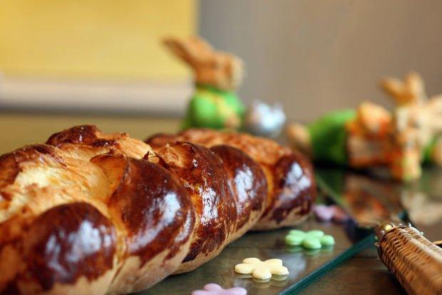Paskalya çöreği...