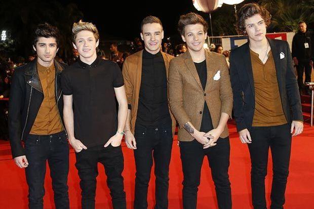 One Direction'a kumar yasağı!