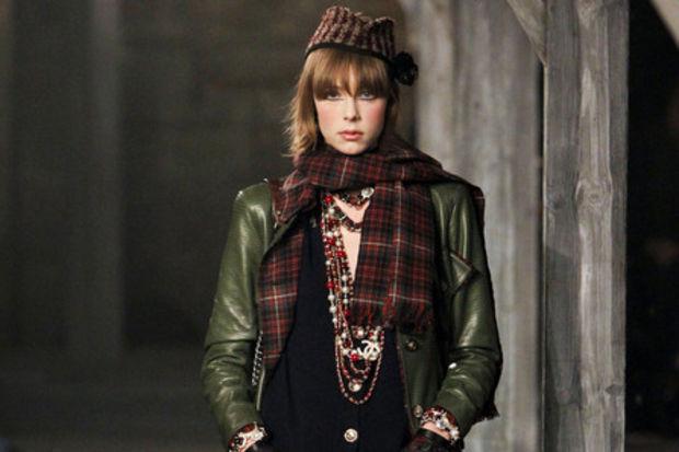 Chanel 2013 Sonbahar Kış Koleksiyonu