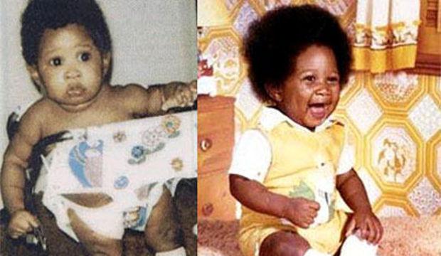 Sizce bu bebekler kim?