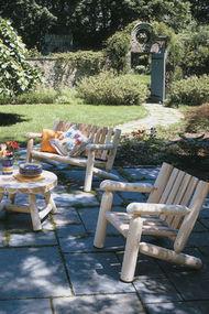 İlham veren bahçe mobilyaları...
