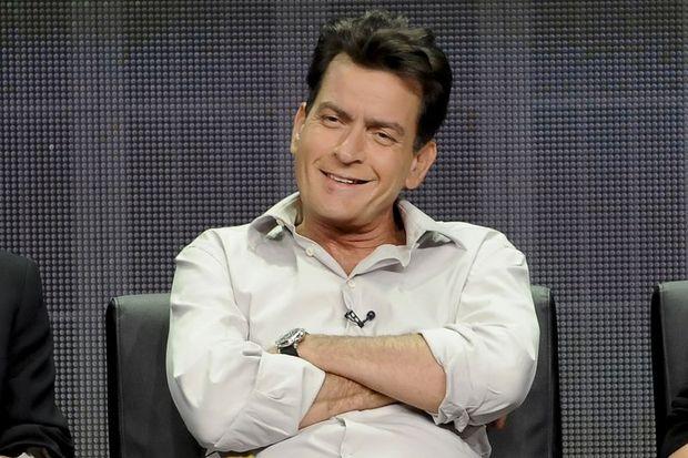 Charlie Sheen: Yaramaz çocuk geri döndü!
