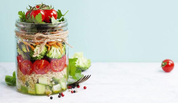 Alkali diyette doyana kadar yemek mümkün!