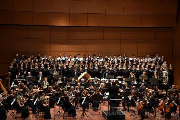 İstanbul Senfoni Korosu konseri 10 Mayıs'ta