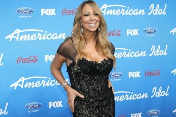 Mariah'ın seksi dönüşü!