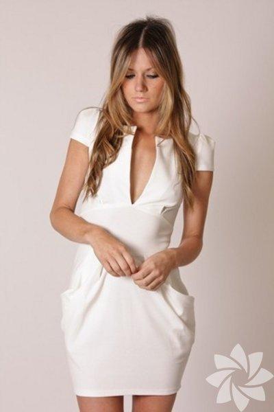 beyaz elbise alternatifleri