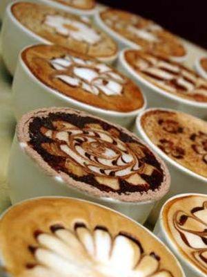 Caffe Latte çılgınlığı