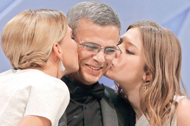 Altın Palmiye lezbiyen aşka!