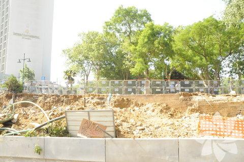 Gezi Parkı son durum...