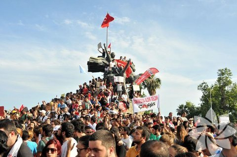 Gezi Parkı Direnişi - Antalya